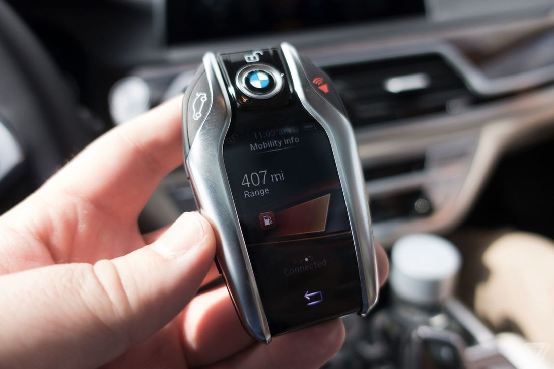 finally a for keys cars reality touchscreen own fob key news display can is bmw image you