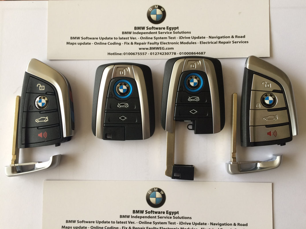 Bmw Key Battery Replacement >> BMW Dealer Key Services Egypt - BMW SOFTWARE EG